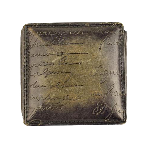 ベルルッティ カリグラフィ コインケース 小銭入れ 黒