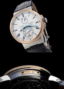 ユリス・ナルダン 腕時計 20周年