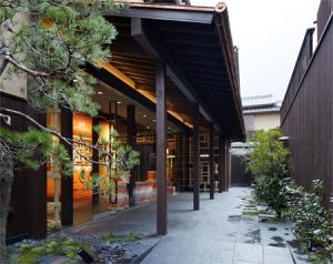 エルメス 祇園 京都