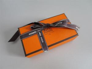 エルメス オレンジボックス