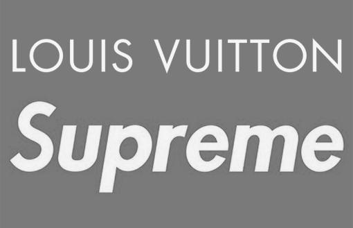Louis Vuitton Supreme Logo