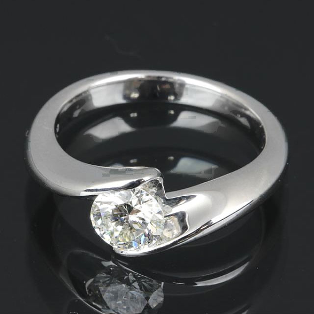 ダイヤ リング プラチナ Pt900