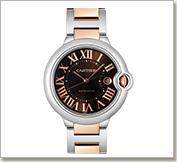 カルティエ バロンブルーLM W6920032 3001
