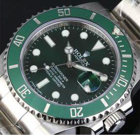ロレックス 116610LV サブマリーナ デイト ランダム 時計