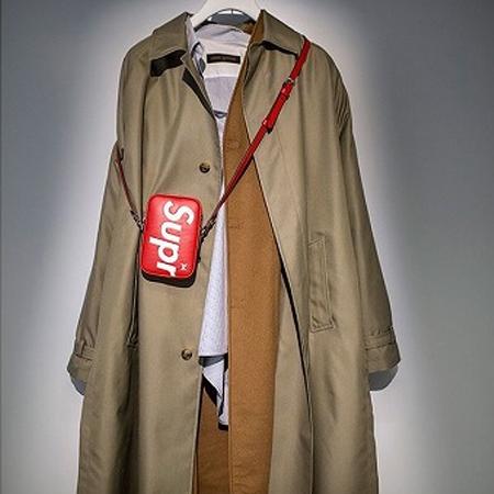 Louis Vuitton(ルイ・ヴィトン) Supreme(シュプリーム)コラボ コート