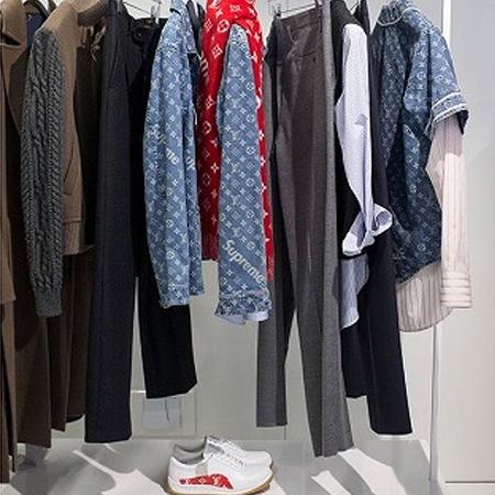 Louis Vuitton(ルイ・ヴィトン) Supreme(シュプリーム)コラボ 洋服