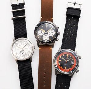 ダン・ヘンリーの時計