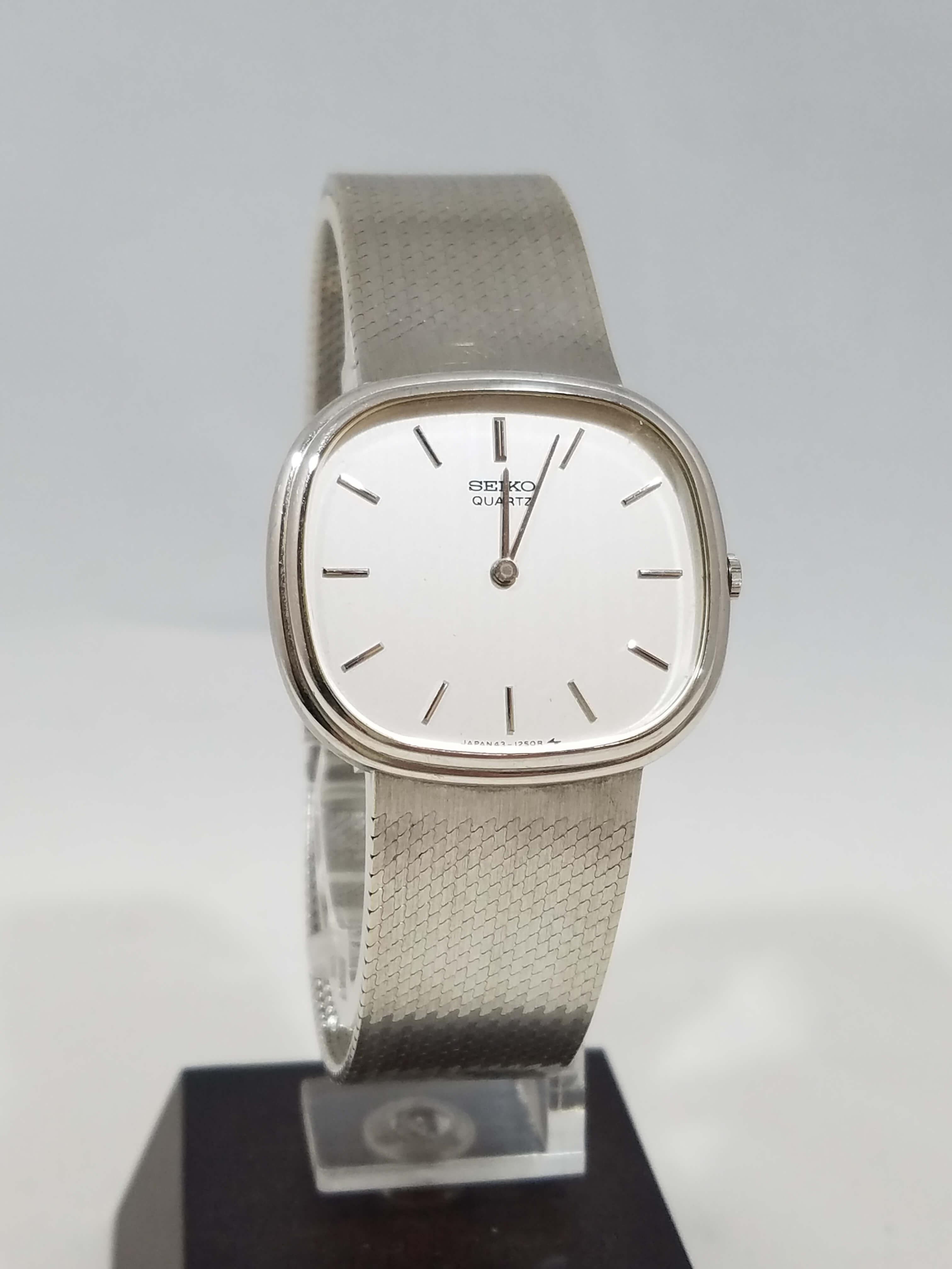 SEIKO(セイコー) セイコー 腕時計 ホワイトゴールド