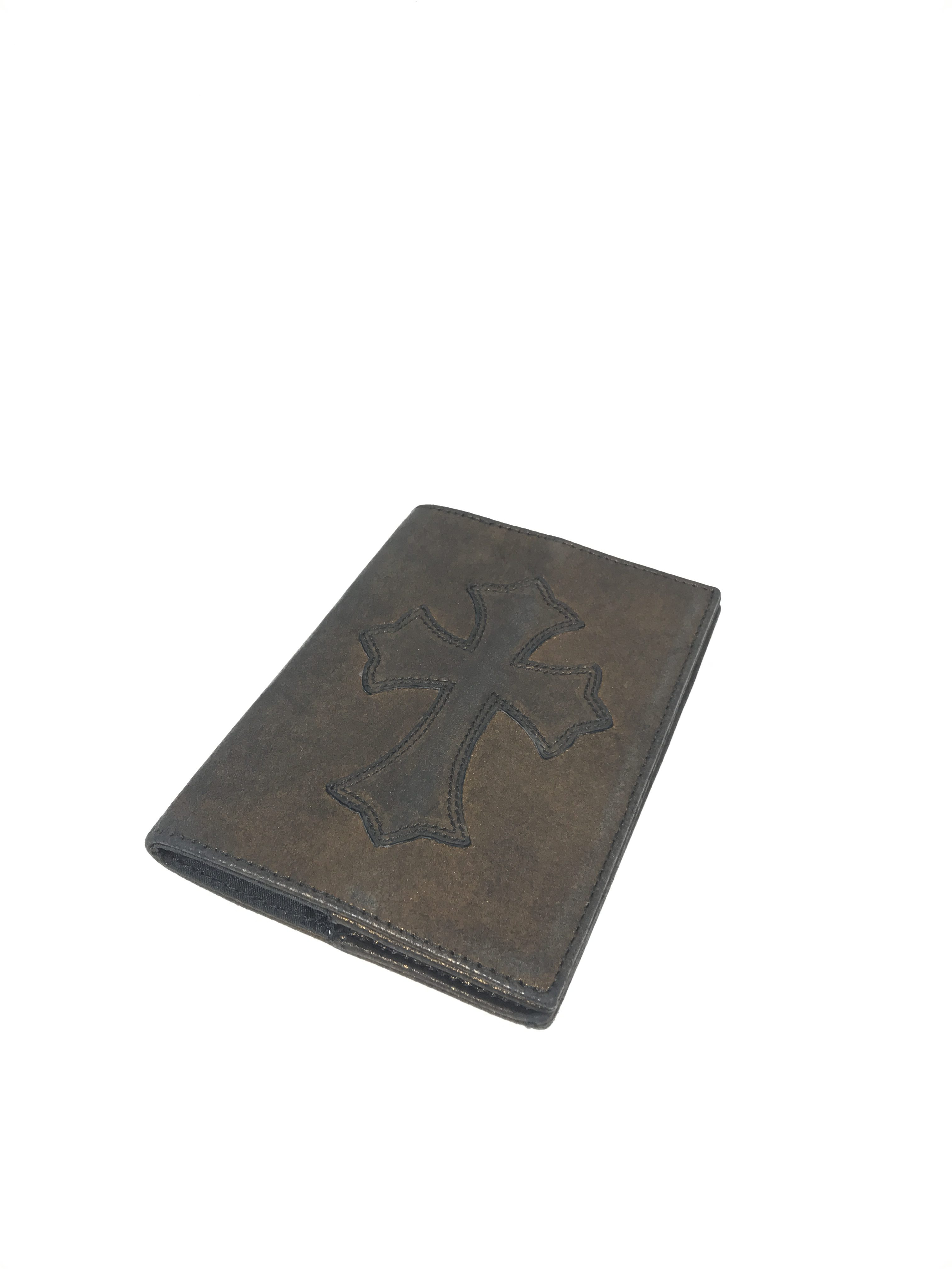 クロムハーツ パスポートケース
