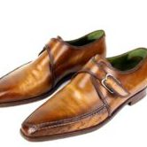 ベルルッティ レザーシューズ カルグラフィ メンズ 革靴 size8