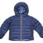 CANADA GOOSE カナダグース キッズダウン 子供服 size2~3 ブルー