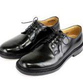ヴェトモン チャーチ コラボ シャノン ポリッシュドバインダーカーフ SIZE8 メンズ シューズ 黒 靴 CHURCH'S