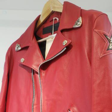 クロムハーツ ベーシックモト(BASIC MOTO) カスタムオーダージャケット