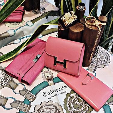エルメスの様々な財布